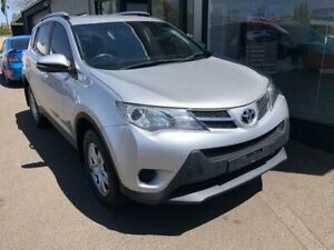 2013 Toyota RAV4 ZSA42R GX 2WD Silver 7 Speed Constant Variable Wagon West Tamworth Tamworth City Preview