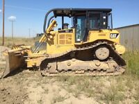 2008 Caterpillar D6 with attachments