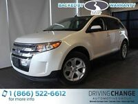 2013 Ford Edge SEL-Power Liftgate-Backup Camera/Sensors-Sync