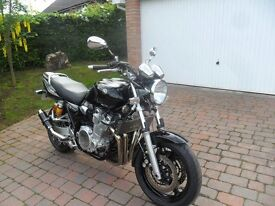 Yamaha XJR1300. New Tyres. MOT until April 2018. Valve clearance service 25/4/17. Lots of extras