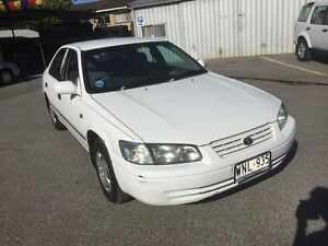1998 Toyota Camry SXV20R CSi White 4 Speed Automatic Sedan Broadview Port Adelaide Area Preview