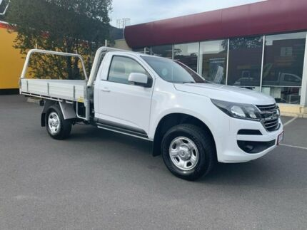 2017 Holden Colorado RG MY17 LS 4x2 White 6 Speed Manual Cab Chassis Lilydale Yarra Ranges Preview