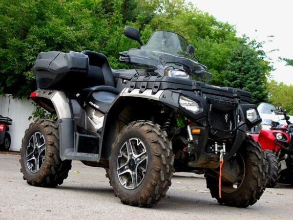 Used 2014 Polaris SPORTSMAN TOURING 850 EPS *FOX EDITION!*