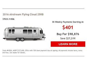 2016 Airstream Flying Cloud 25 RB