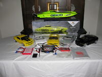 WOW Look at this Rc Electric Pkg Cars & Boat Big Savings