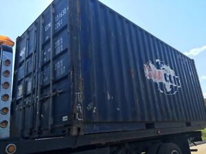40' and 20' Shipping and Storage Containers Sea Cans - On Sale Edmonton Edmonton Area image 3