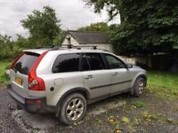 LPG/Petrol XC90 for spares or project