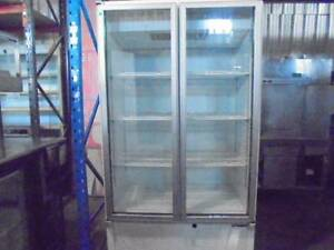 ORFORD 2 DOOR DRINK DISPLAY FRIDGE $1200 Brendale Pine Rivers Area Preview