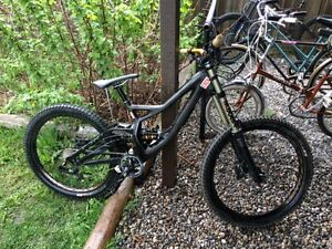 Barely Used, Small, 2014 Specialized Demo 8 Carbon