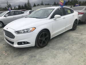 2015 Ford Fusion SE *Warranty* $118 Bi-Weekly OAC