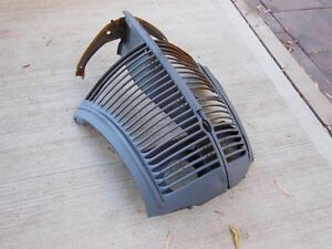 1938 FORD grille nice condition fenders, trunk lid