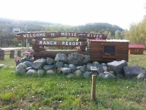 MOYIE RIVER RANCH RESORT - LOT FOR SALE