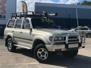 1997 Toyota Landcruiser FZJ80R GXL Silver 4 Speed Automatic Wagon Caloundra Caloundra Area Preview