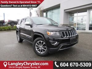 2016 Jeep Grand Cherokee Limited <B>*REMOTE START*5.0 TOUCHSC...