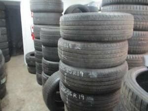 MICHELIN   235/55 R19  HXMXM4 - USED