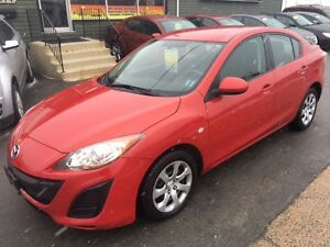 2010 Mazda3 GS SPORT....LOW LOW KMS ONLY 55, 400 WORTH A LOOK!