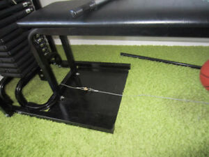 YORK 2001 FULL EXERCISE STATION--REDUCED TO $100.00 Kitchener / Waterloo Kitchener Area image 8