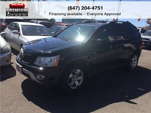 2006 Pontiac Torrent Family SUV! Flawless!