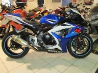 Suzuki GSXR 750 K7 WITH ONLY 18068 MILES FULL SERVICE HISTORY