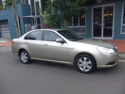 2008 Holden Epica Sedan,auto, low kilometers In good condition