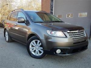 SUBARU TRIBECA LIMITED 2009/4X4/7PASS/CUIR/CAMERA/TOIT/DVD/DEMAR
