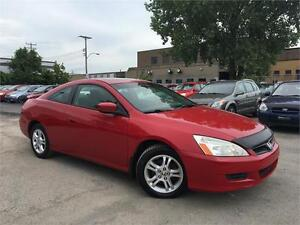 HONDA ACCORD COUPE SE 2007 AUTO/AC/4 CYL/TOIT OUVRANT/MAGS !!!