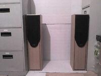 100W Mission 733i Stereo Speakers - Heathrow