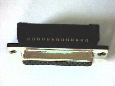 Sub-D-Buchse 25pol Schneidklemm für Flachkabel