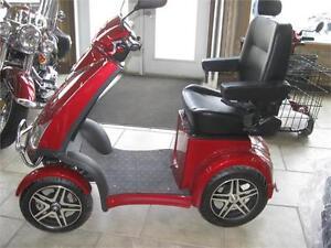 Quadriporteur eclocycle ET-4 RW ,