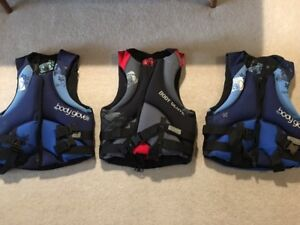 Body Glove life jackets