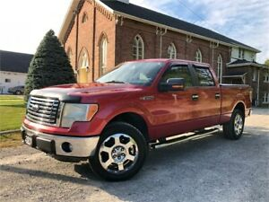 2011 Ford F-150 XLT + SUPERCREW + TONNEAU COVER + 4X4