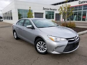 2016 Toyota Camry LE Backup Cam. Bluetooth, USB/AUX