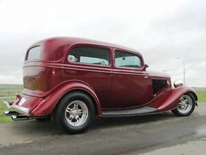 COLLECTOR CAR AUCTION RED DEER SEPT 9-11 BOOK EARLY 9th ANNUAL