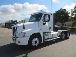 2010 FREIGHTLINER CASCADIA DAY CAB TRACTOR