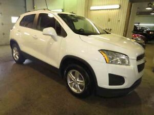 2014 CHEVROLET TRAX AWD LT CROSSOVER