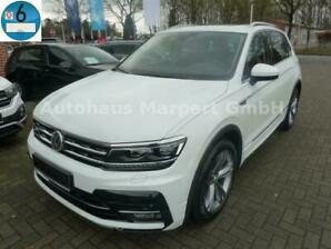 Tiguan 2,0 TDI Highline R-Line *DSG*NAVI*LED*Pan
