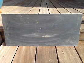 Piece of slate - perfect for small hearth/work top
