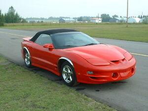 2000 Pontiac Trans Am Convertible