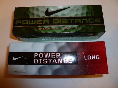 Nike Power Distance Long and Super Soft Golf Balls 6 count, New golf balls Distance Power Soft Golf Balls