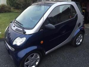2006 Smart Fortwo Pulse Trim Coupe (2 door)