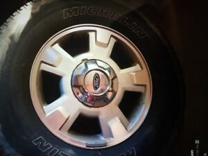 LOOKING FOR 17 inch F150 wheels
