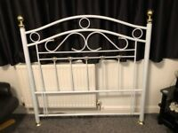 Beautiful head board for double bed