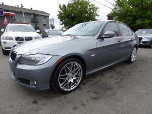 "2011 BMW 323I (AUTOMATIQUE, TOIT, CUIR, BT, MAGS 18"", FULL!!!)"