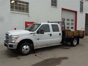 2012 Ford Super Duty F-350 6.7 Diesel ~ Flat deck ~ $29,999