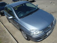 Vauxhall Corsa 1.2 Manual Gearbox: Z12XEP Breaking For Parts (2006)