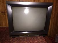 """27"""" TV for sale."""