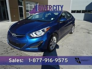 2015 Hyundai Elantra GL AUTO HEATED SEATS