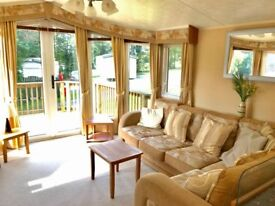 Luxury and Beautiful static holiday home for sale Nr Rock, Padstow, Polzeath, Port Issac, Cornwall.