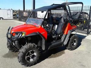 RZR TRAIL - LOW KM FOR THE YEAR WITH CAGE EXTENDER - REDUCED!