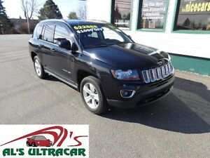 2015 Jeep Compass High Altitude 4x4 only $85 weekly all in!